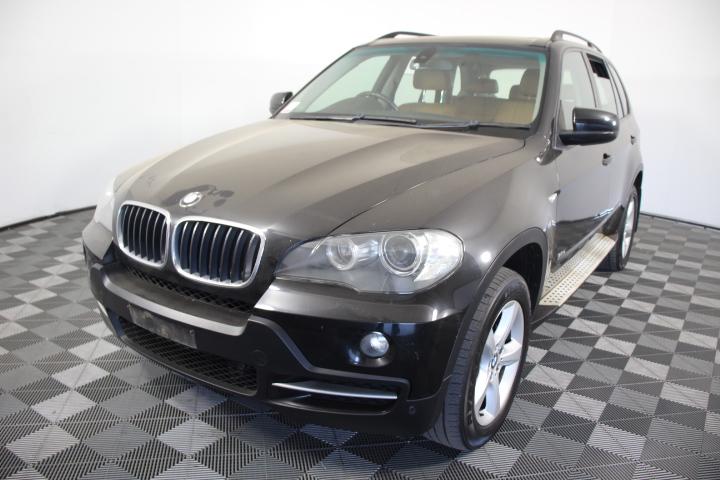 2007 BMW X5 3.0d E70 Turbo Diesel Automatic Wagon