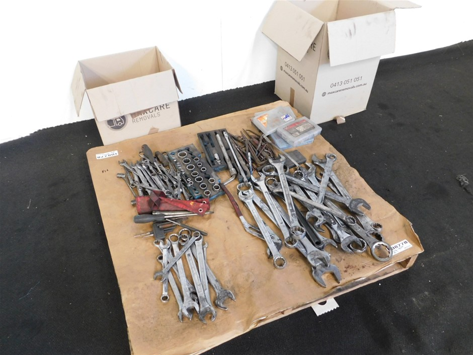 Pallet of Assorted Tools
