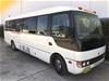 2005 Mitsubishi Fuso Rosa Deluxe Bus - 25 Seats