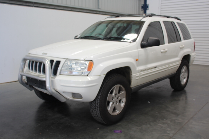 2001 Jeep Grand Cherokee Limited (4x4) WG Automatic Wagon (WOVR)