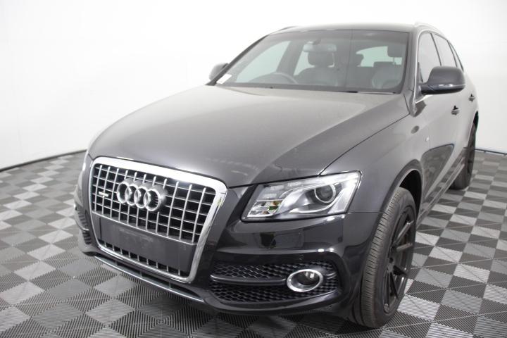 2012 Audi Q5 S Line 2.0 TFSI Quattro 8R Automatic - 8 Speed Wagon