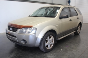 2007 Ford Territory TX Automatic 7 Seat