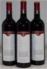 Marienberg Wines Reserve Shiraz 1999 (3x 750mL), McLaren Vale. Cork.