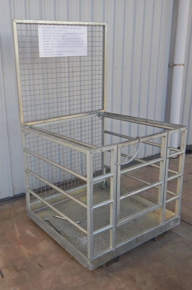 East West Engineering WPN Forklift Cage (Pooraka, SA)