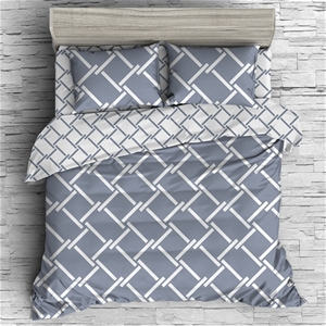 Giselle Bedding Quilt Cover Set Queen Be