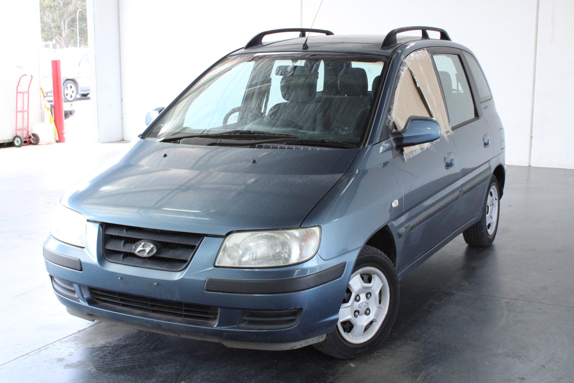 2003 Hyundai ELANTRA LAVITA GLS Automatic Wagon
