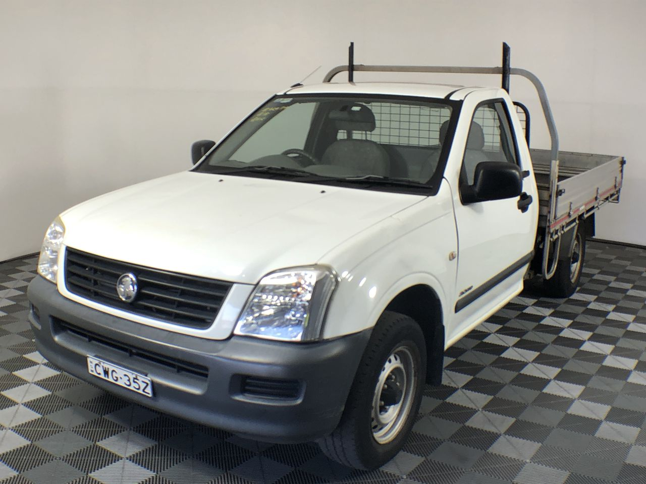 2006 Holden Rodeo LX RA Turbo Diesel Manual Cab Chassis