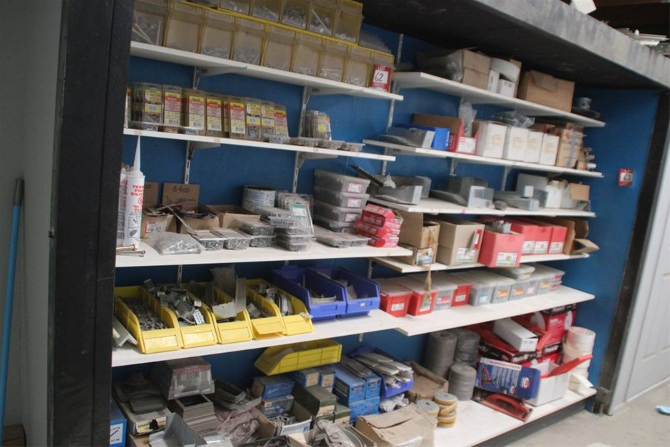 Assorted Building Sundries