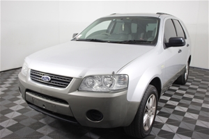 2007 Ford Territory TS Limited Edition A