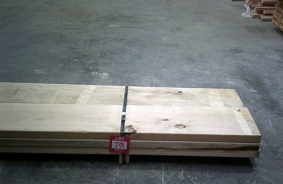 Pack of 290mm x 45mm H3 Treated Pine. 6 lengths at 3.6 metres long