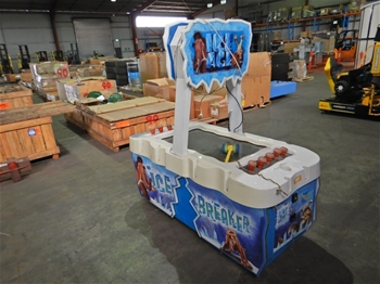 Ice Age, Ice Breaker Arcade Machine