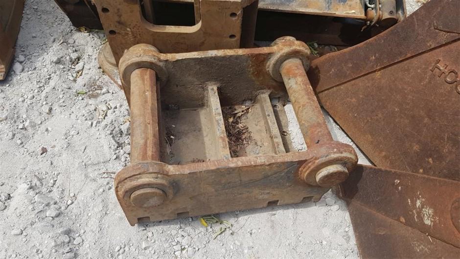 30T Excavator Head Bracket