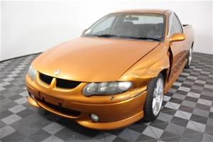 2001 Holden Commodore SS VU 5.7lt V8 Aut