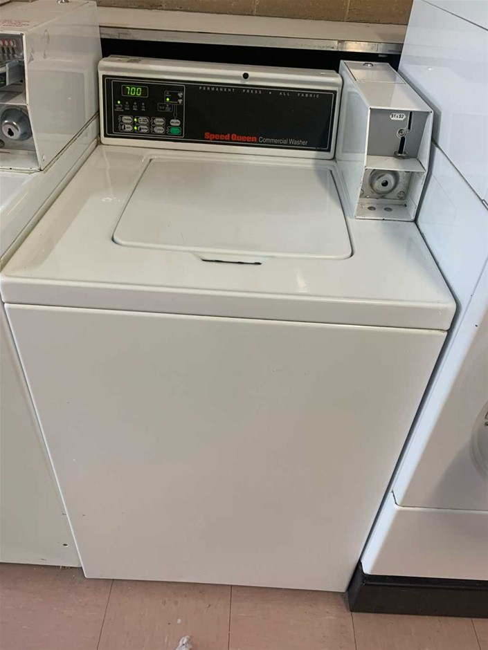Speed Queen Commercial Washer, Top Loader