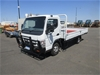 2009 Mitsubishi Fuso Canter 4 x 2 Tray Body Truck
