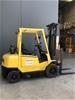 Hyster H2.50DX Forklift