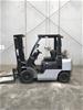Nissan PIF2A25DU Counter Balance Forklift