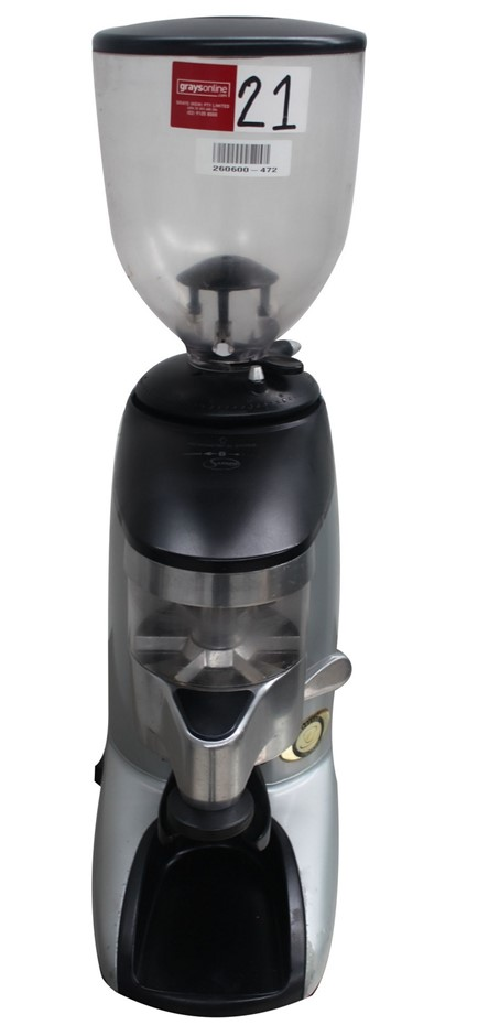 DIAMOND STAR PLATINUM COFFEE GRINDER, QUALITY COMMERCIAL KITCHEN EQ