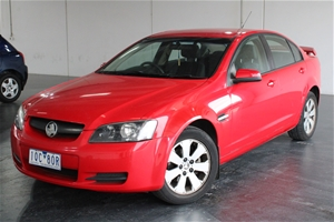 2006 Holden Commodore Omega VE Automatic