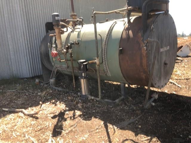 Woodley Packaged Economic Boiler