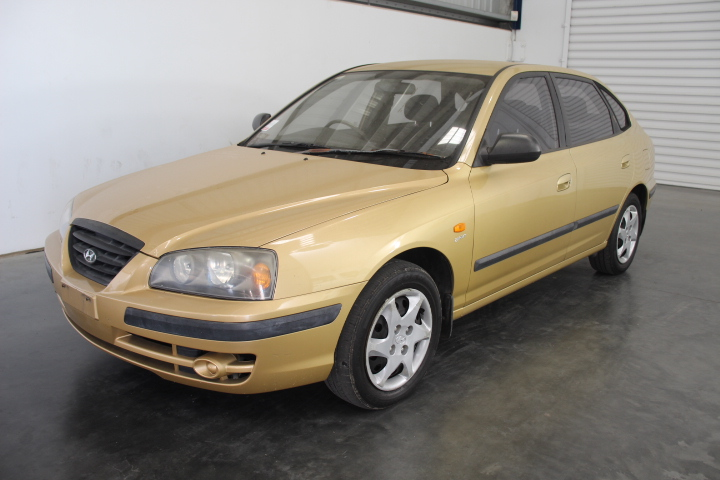 2003 MY04 Hyundai Elantra 2.0 HVT Automatic