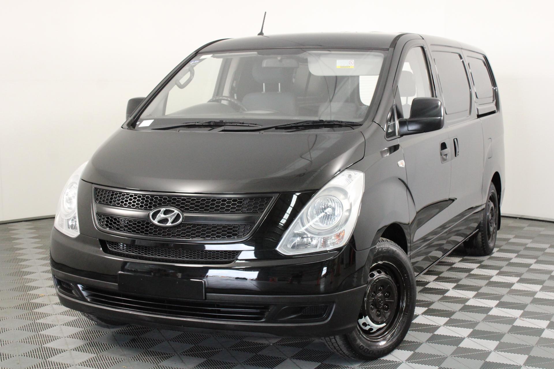 2014 Hyundai iLOAD TQ Turbo Diesel Automatic Van