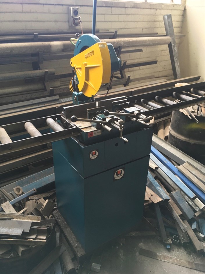 Brobo (Steel Saw), Model: S 350, 3ph 2 x speed 21/42 RPM