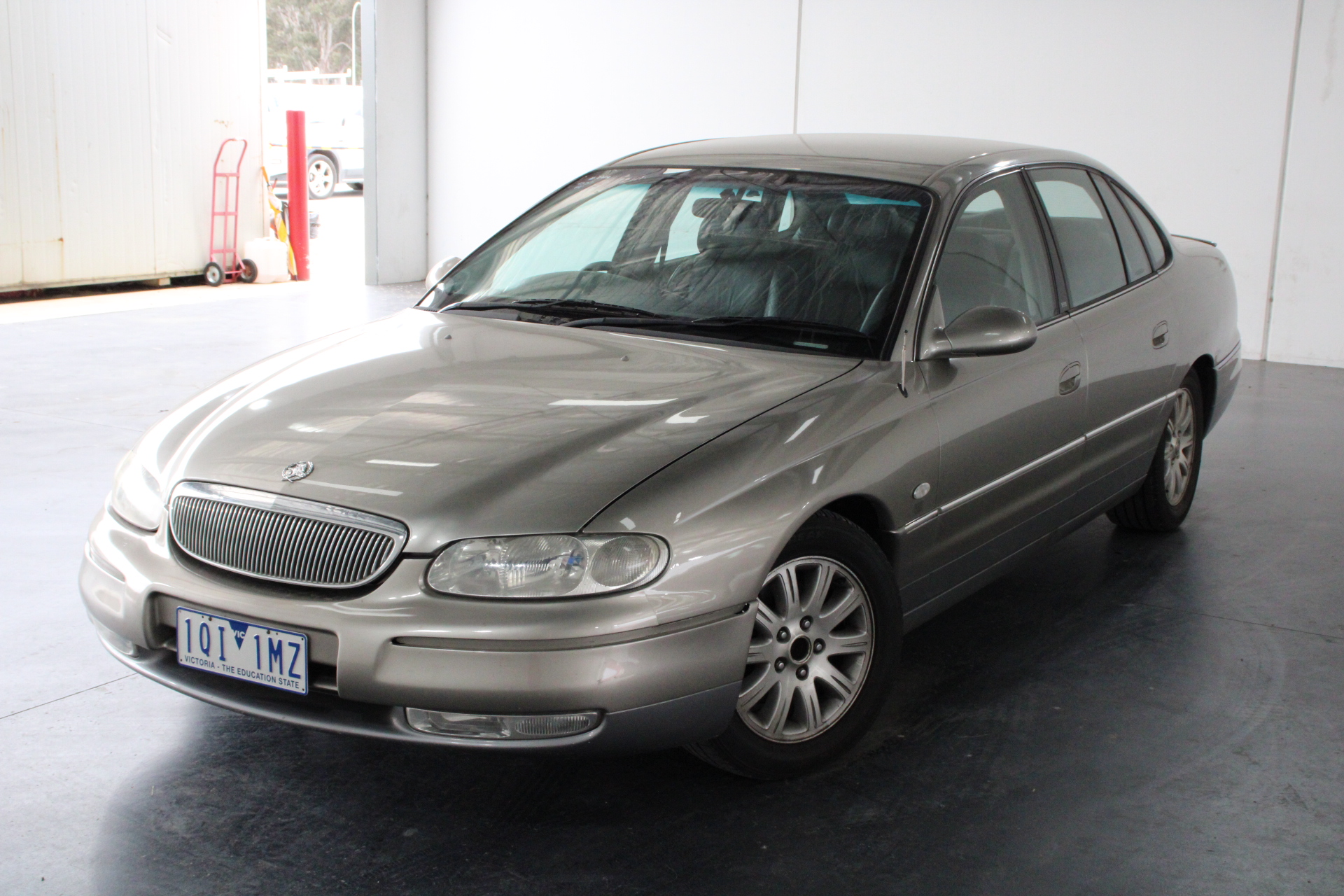 2000 Holden Statesman Supercharged V6 WH Automatic Sedan