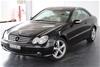 2004 Mercedes Benz CLK320 ELEGANCE C209 Automatic Coupe