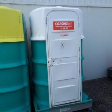 FORMIT Toilet Portable - Fresh Water Flush PB28