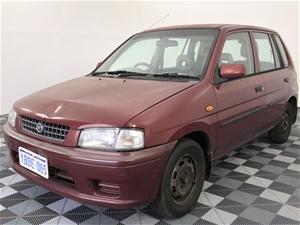 1999 Mazda 121 Metro DW Manual Hatchback