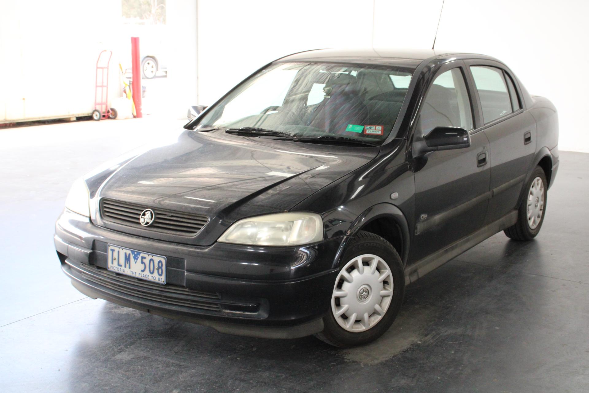 2003 Holden Astra City TS Automatic Sedan