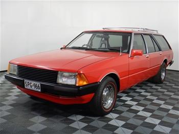 1980 Ford XD Automatic Wagon