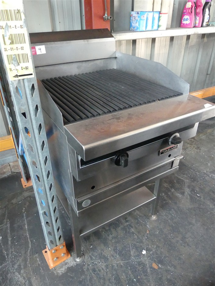 Garland Gas Stainless Steel Grill