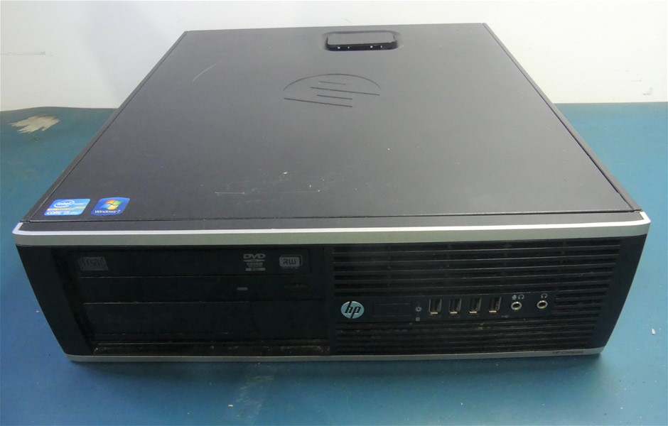 HP Compaq Elite 8300 SFF Slimline Case Desktop PC