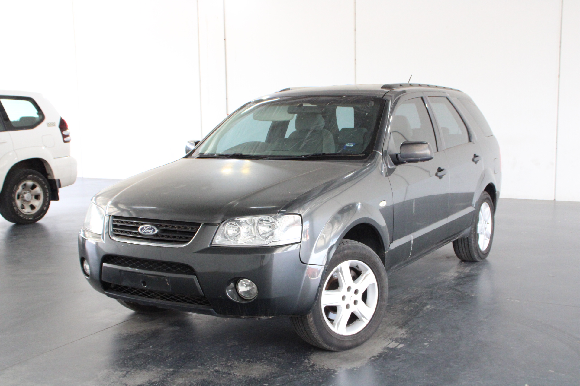 2006 Ford Territory TS (RWD) SY Automatic Wagon