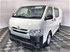 2015 Toyota Hiace LWB TRH201R Automatic Van