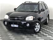 2005 Hyundai Santa Fe (4x4) Automatic Wagon