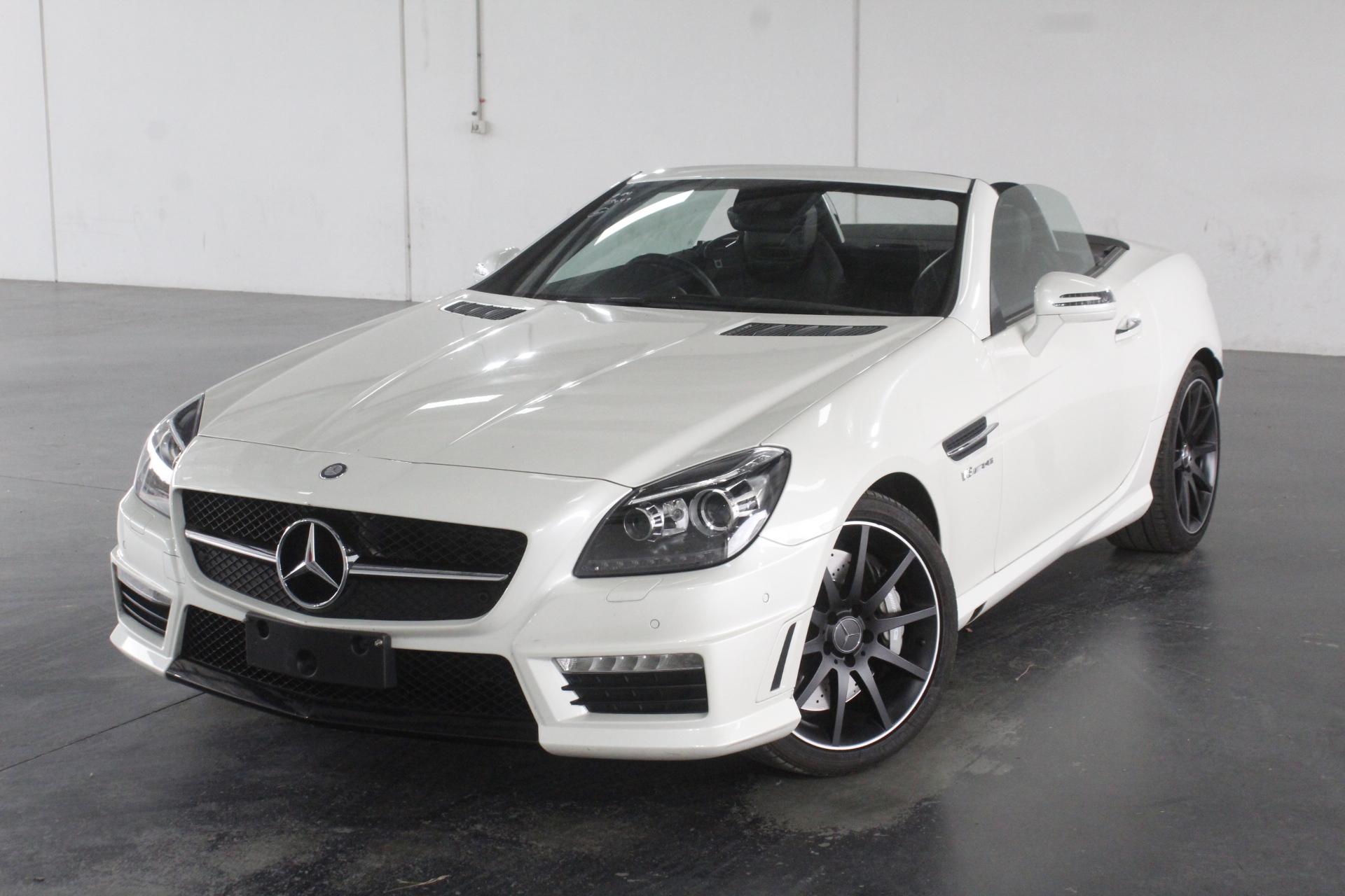 2013 Mercedes Benz SLK55 AMG R172 Auto Convertible (WOVR Statutory)