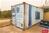 1999 Shipping Container