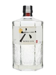Roku Japanese Gin (1x 700mL). Japan