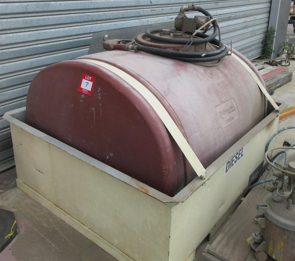 Diesel Tank Polymaster