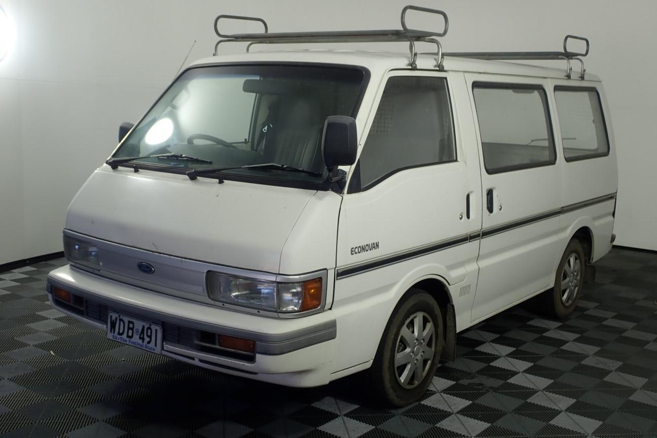 1998 Ford Econovan JG Manual Van