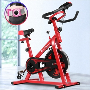 Everfit Spin Exercise Bike Cycling Fitne
