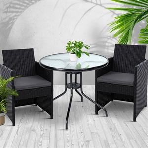 Gardeon Patio Furniture Dining Chairs Ta