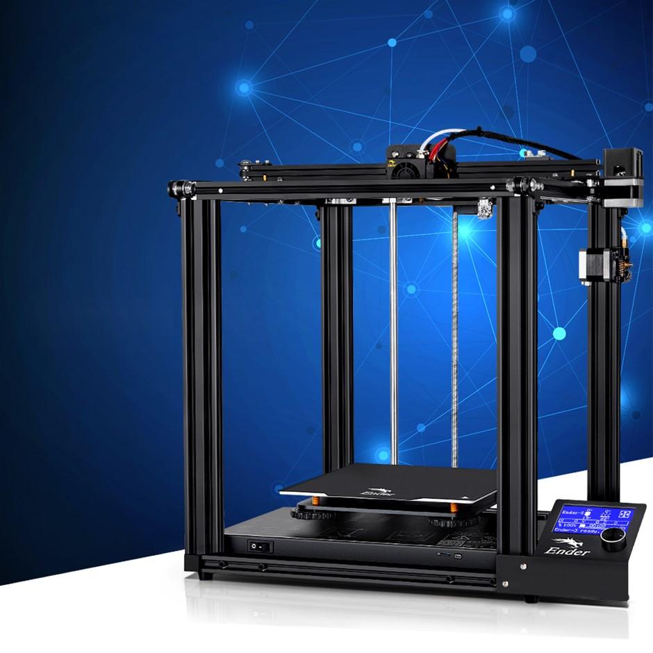 Creality 3D Ender 5 3D Printer Resume Printing High Precision 220*220*300mm