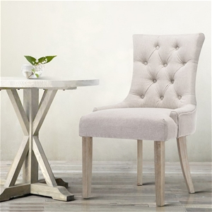 Artiss Dining Chair CAYES French Provinc