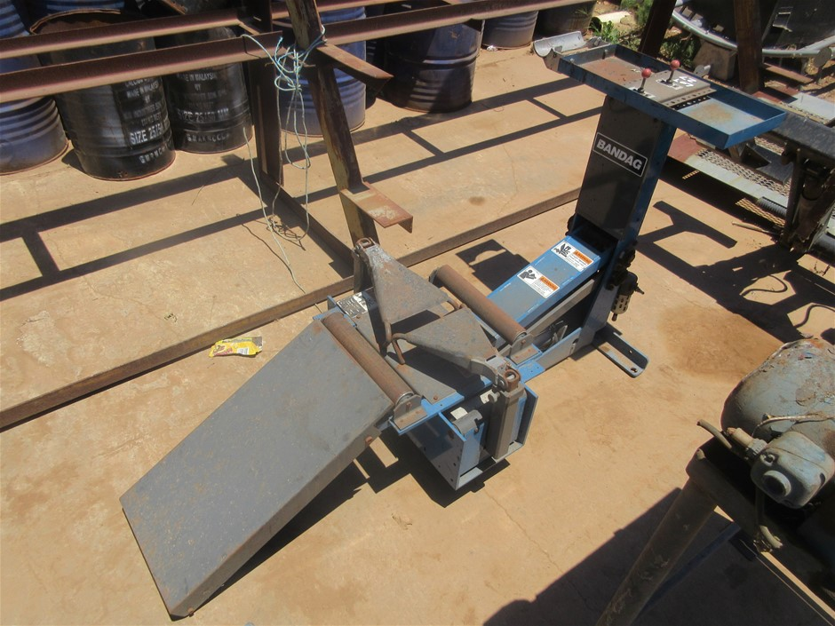 Bandag Conveyor Machine