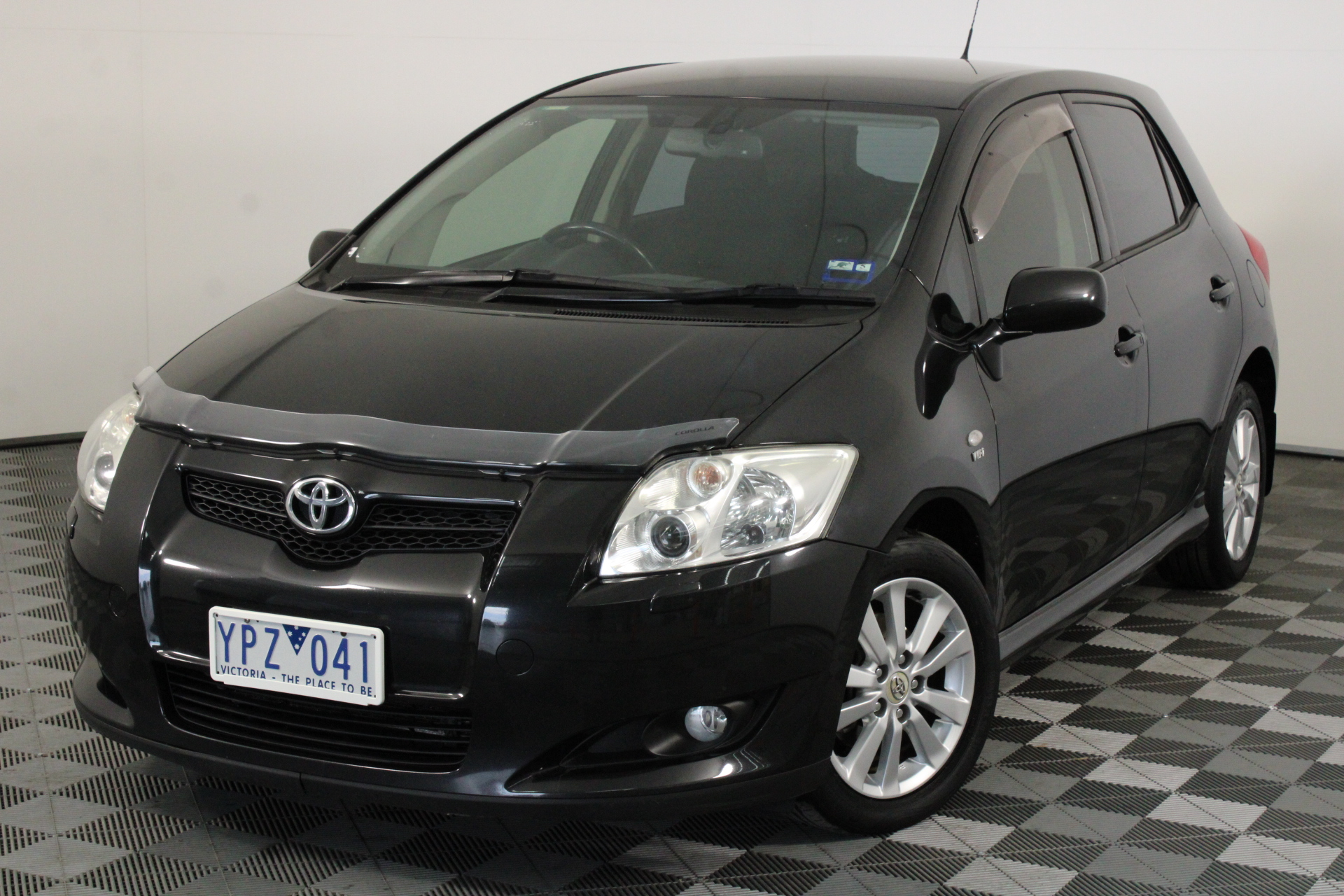 2009 Toyota Corolla LEVIN ZR ZRE152R Automatic Hatchback
