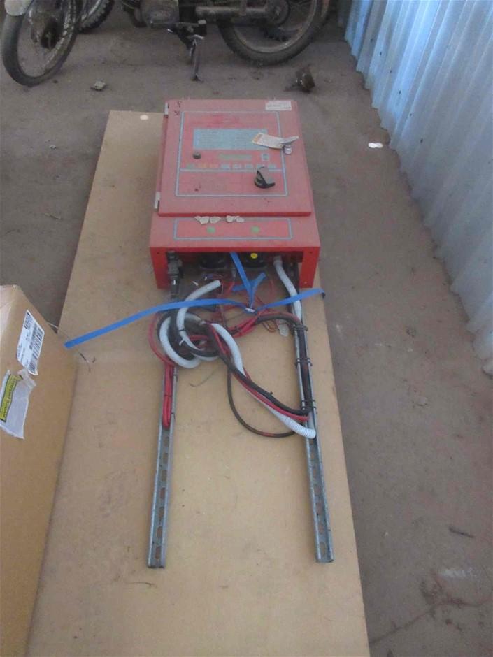 Welling & Crossley Diesel Fire Pump